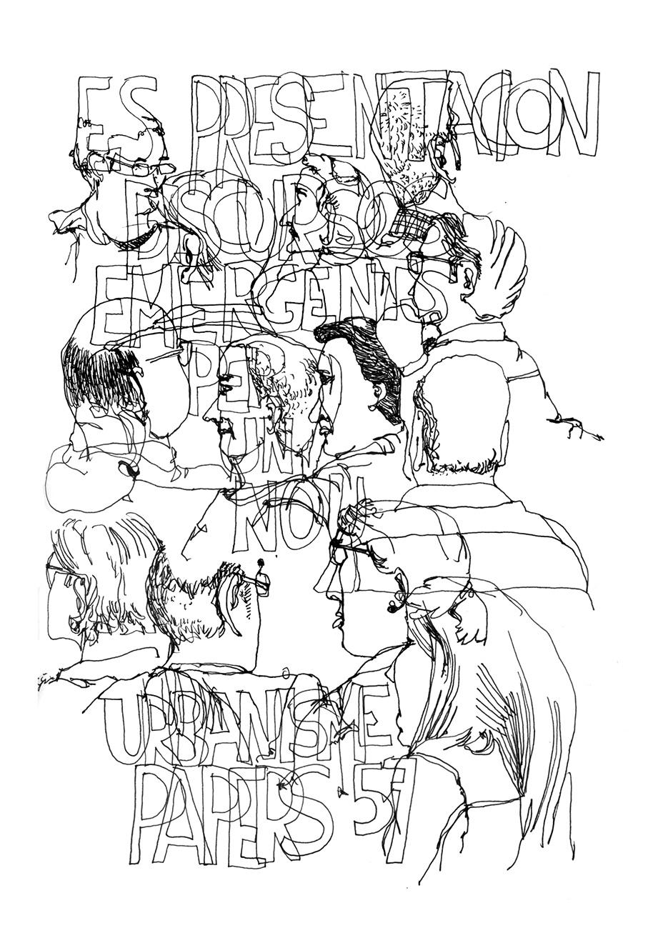 Papers 57 collage urbanistas Clara Nubiola